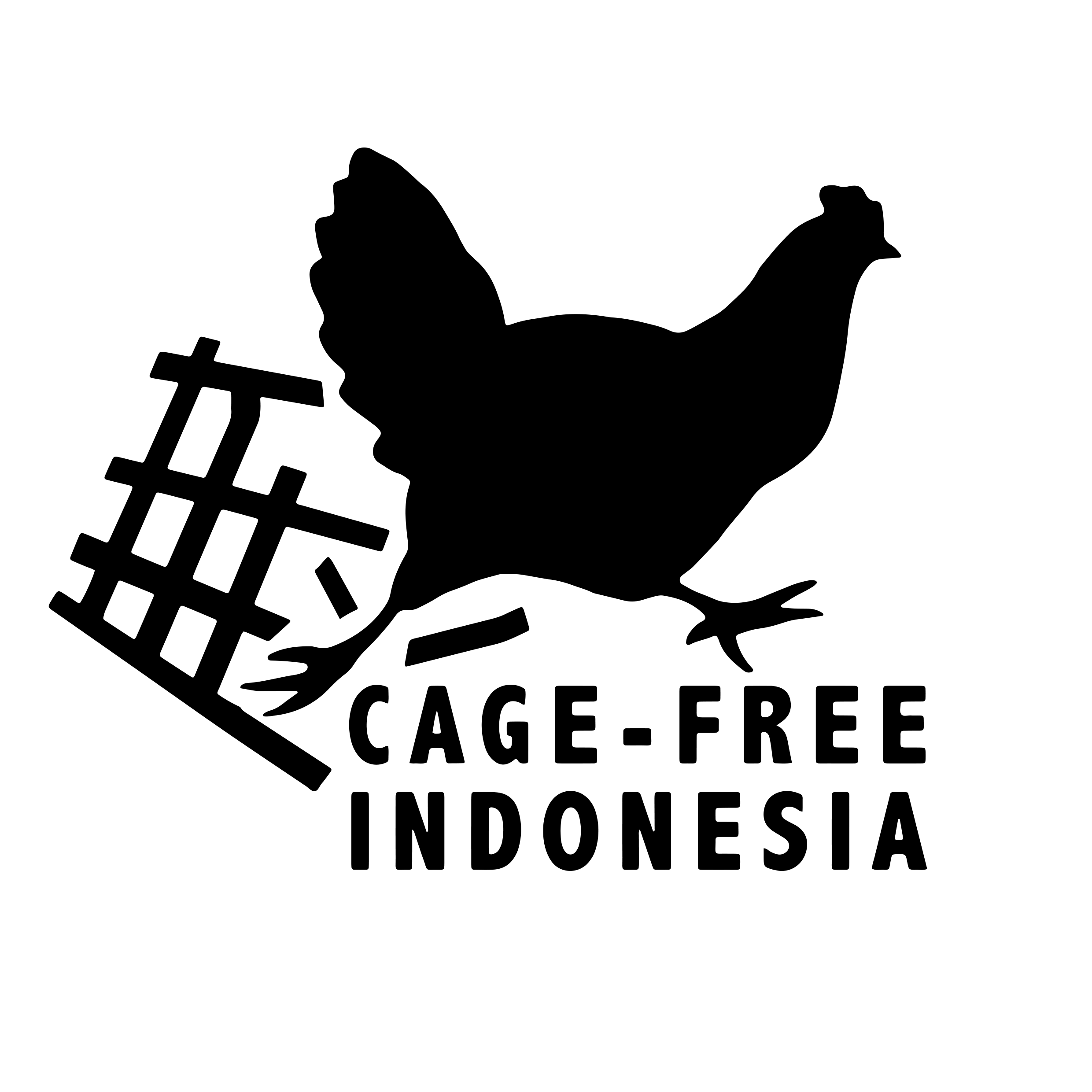Cage-free Indonesia